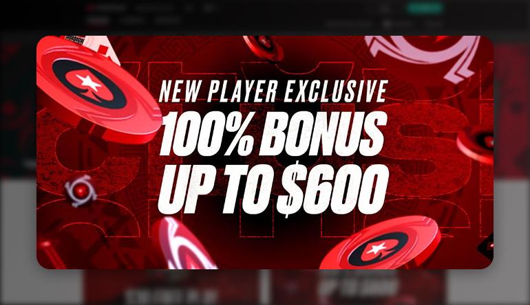 pokerstars offer