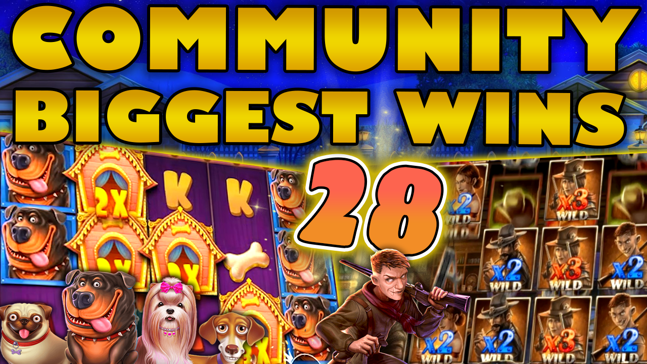 Watch the biggest Casino Streamer Community wins for week 28 2020