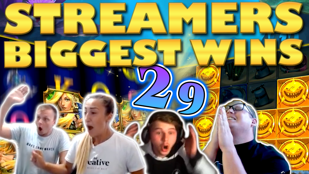 Watch the biggest casino streamer wins for week 29 2020