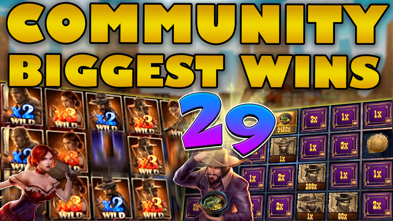 Watch the biggest Casino Streamer Community wins for week 29 2020