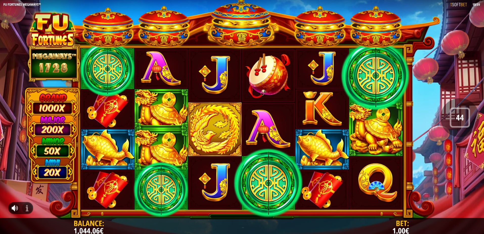How to win big in Fu Fortunes Megaways – Free Spins