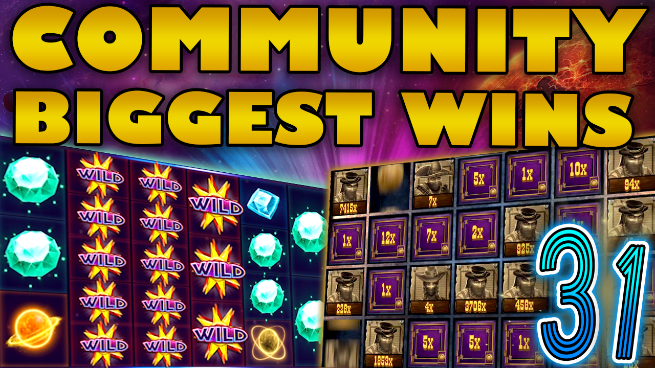 Watch the biggest Casino Streamer Community wins for week 31 2020
