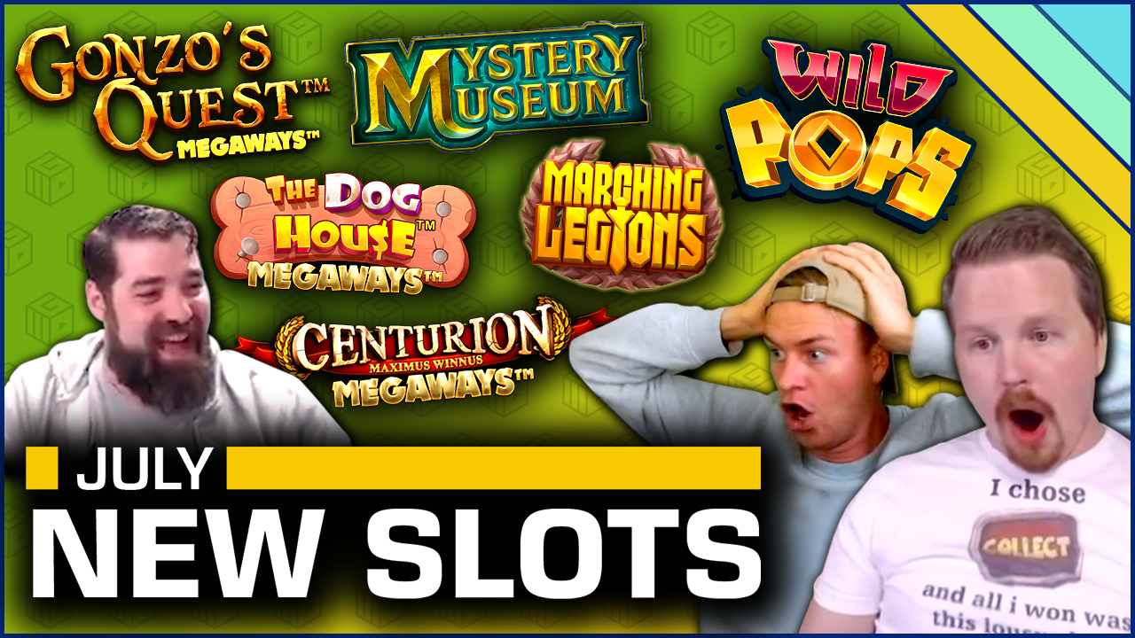Top New Slots July