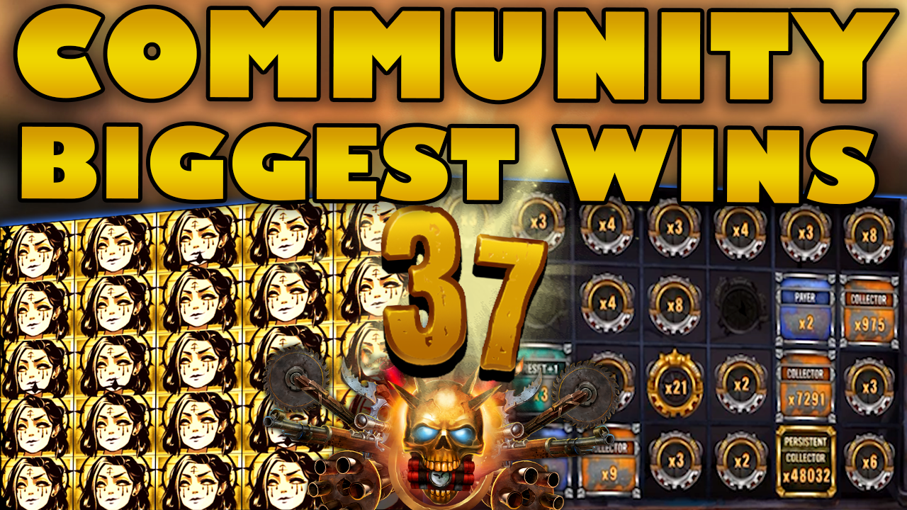 Watch the biggest Casino Streamer Community wins for week 37 2020
