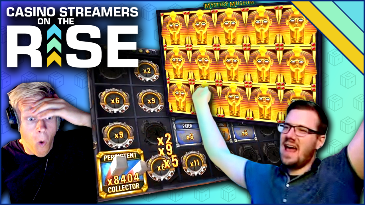 Watch the biggest casino streamer wins for week 40 2020