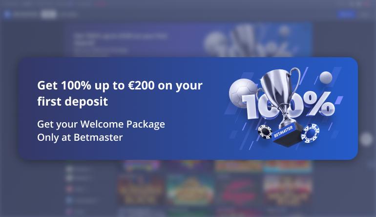 betmaster offer