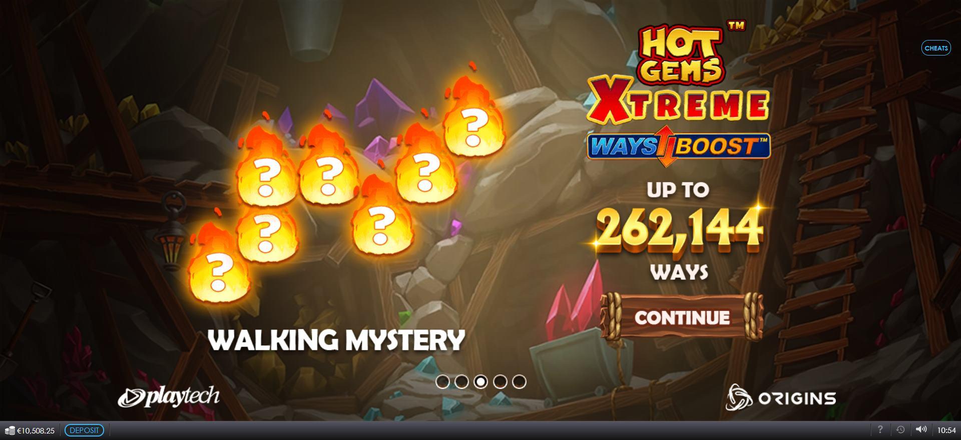 Hot Gems Xtreme Main