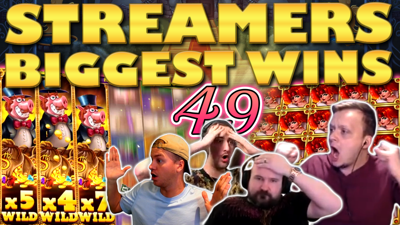 Watch the biggest casino streamer wins for week 49 2020