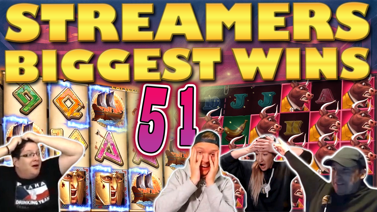 Watch the biggest casino streamer wins for week 51 2020