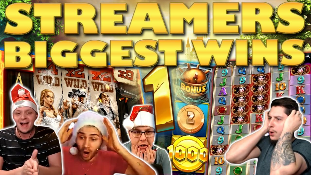 Watch the biggest casino streamer wins for week 1 2021