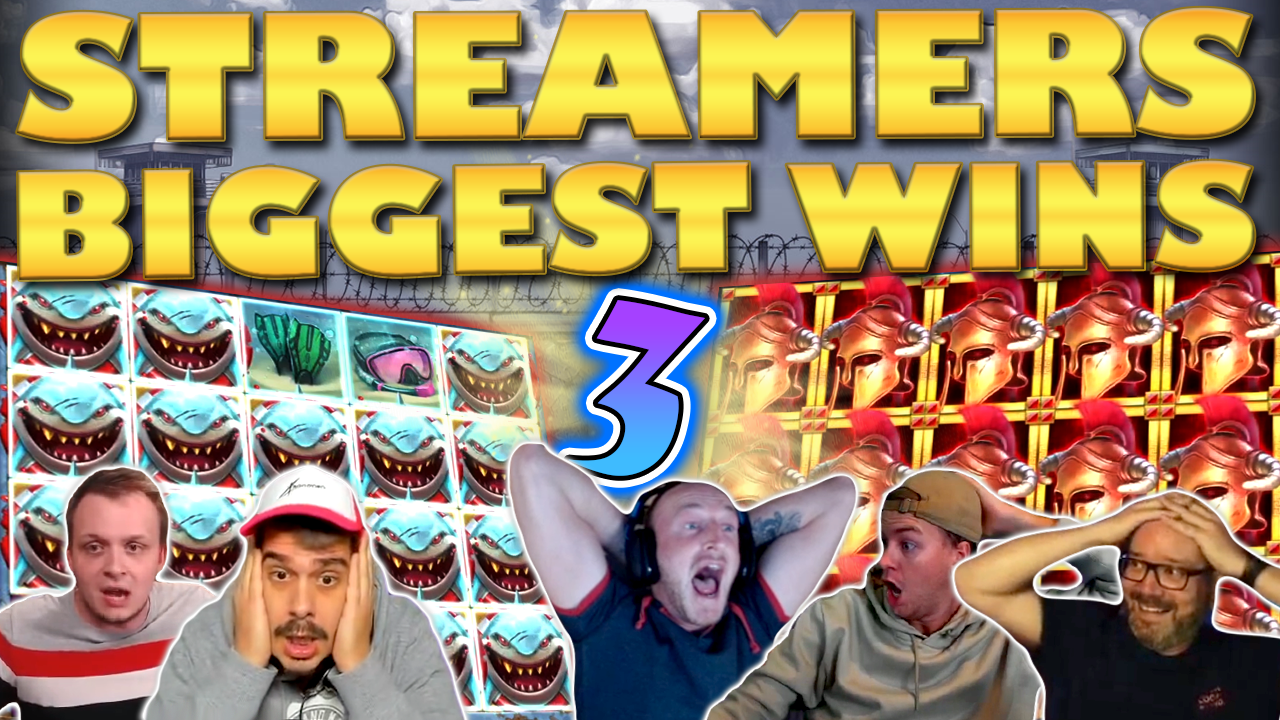Watch the biggest casino streamer wins for week 03 2021