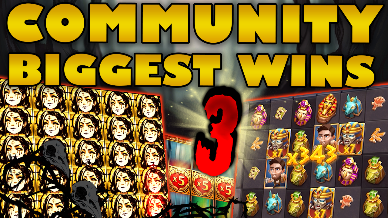 Watch the biggest Casino Streamer Community wins for week 03 2021