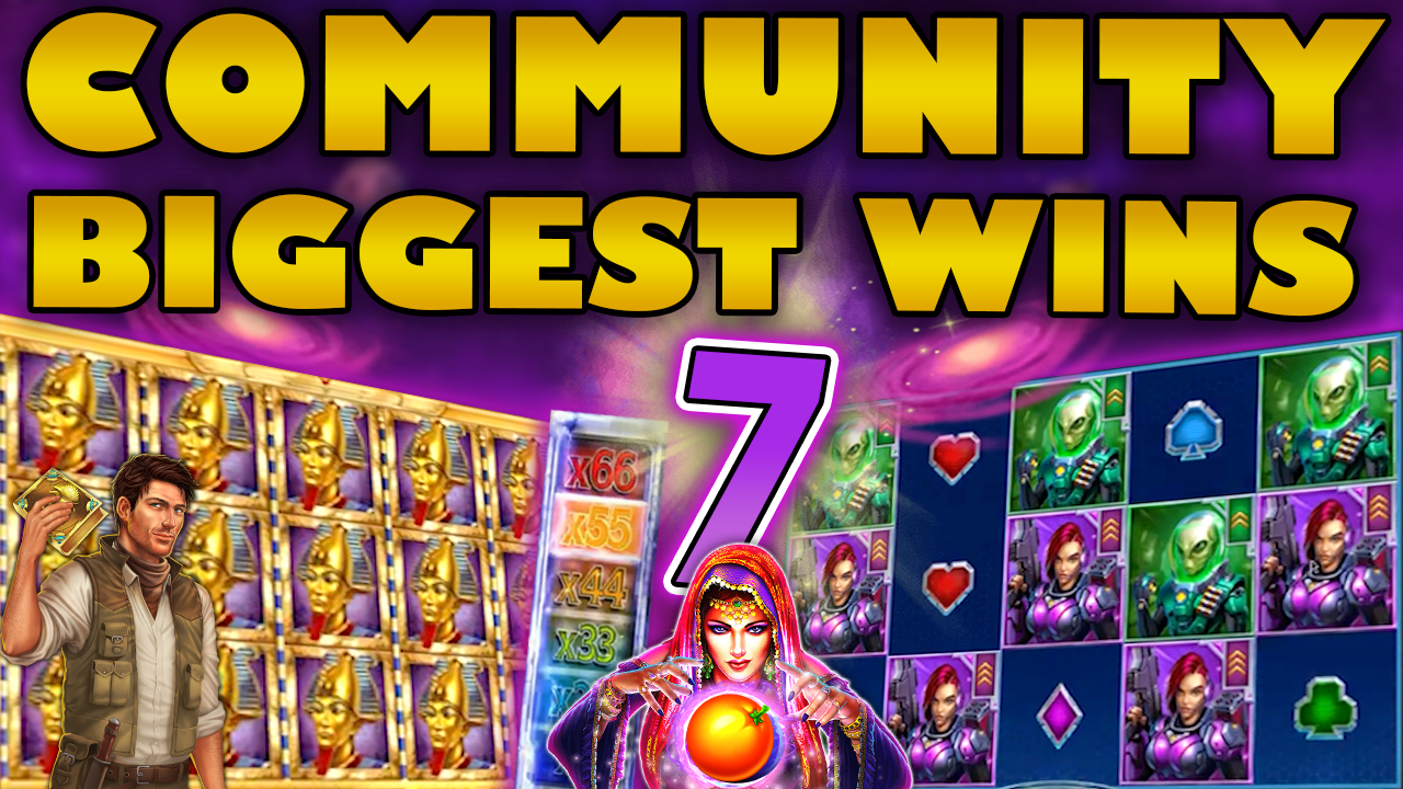 Watch the biggest Casino Streamer Community wins for week 07 2021