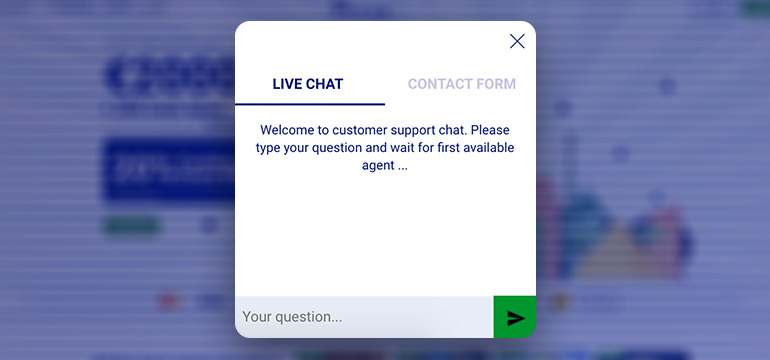 Customer Support and Payments
