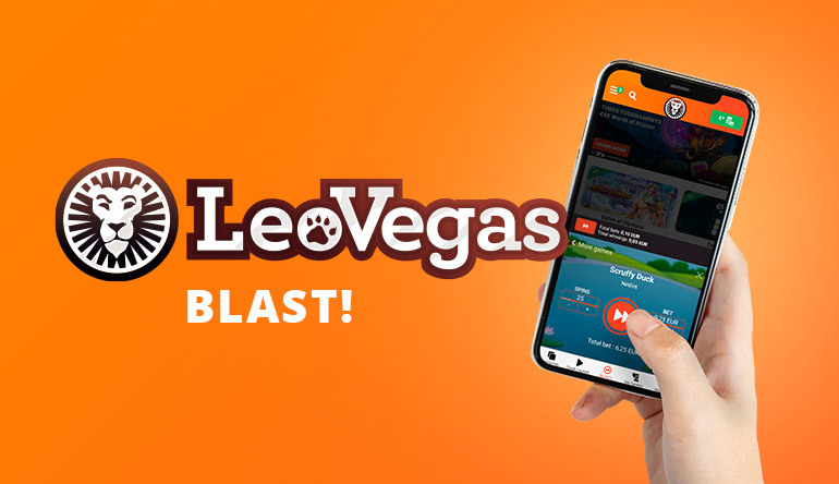 blast! by leovegas