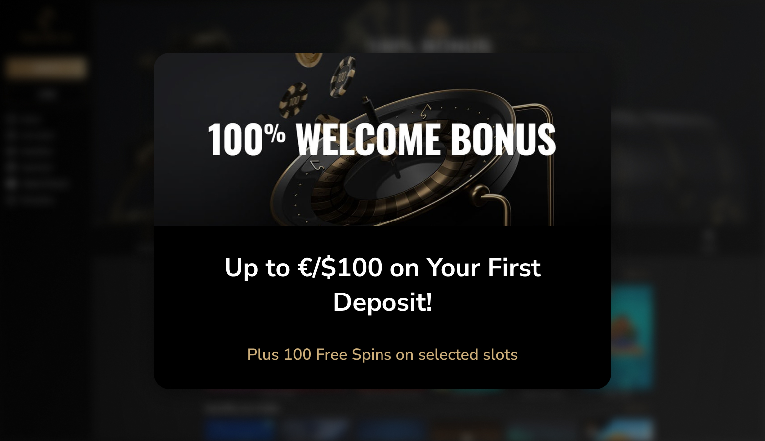 SuperSeven Casino Welcome Offer