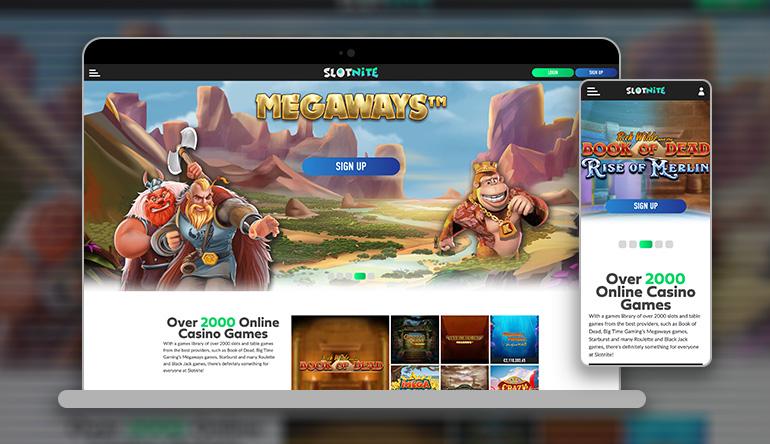 Slotnite Casino Review