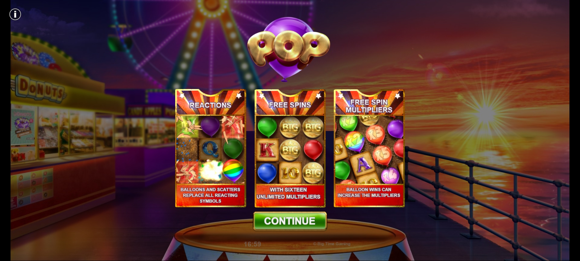 How to win big in Pop – Free Spins feature