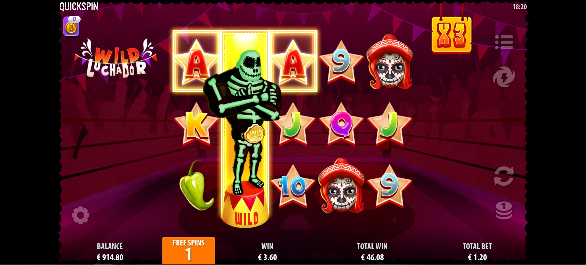 How to win big in Wild Luchador – Dead Slam Free Spins