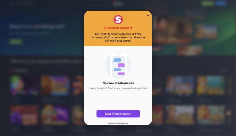 slotsmillion support