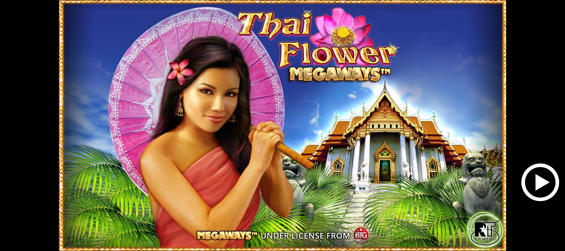 How to win big in Thai Flower Megaways – Free Spins feature