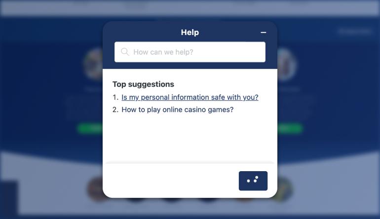 CasinoHeroes' Customer Support