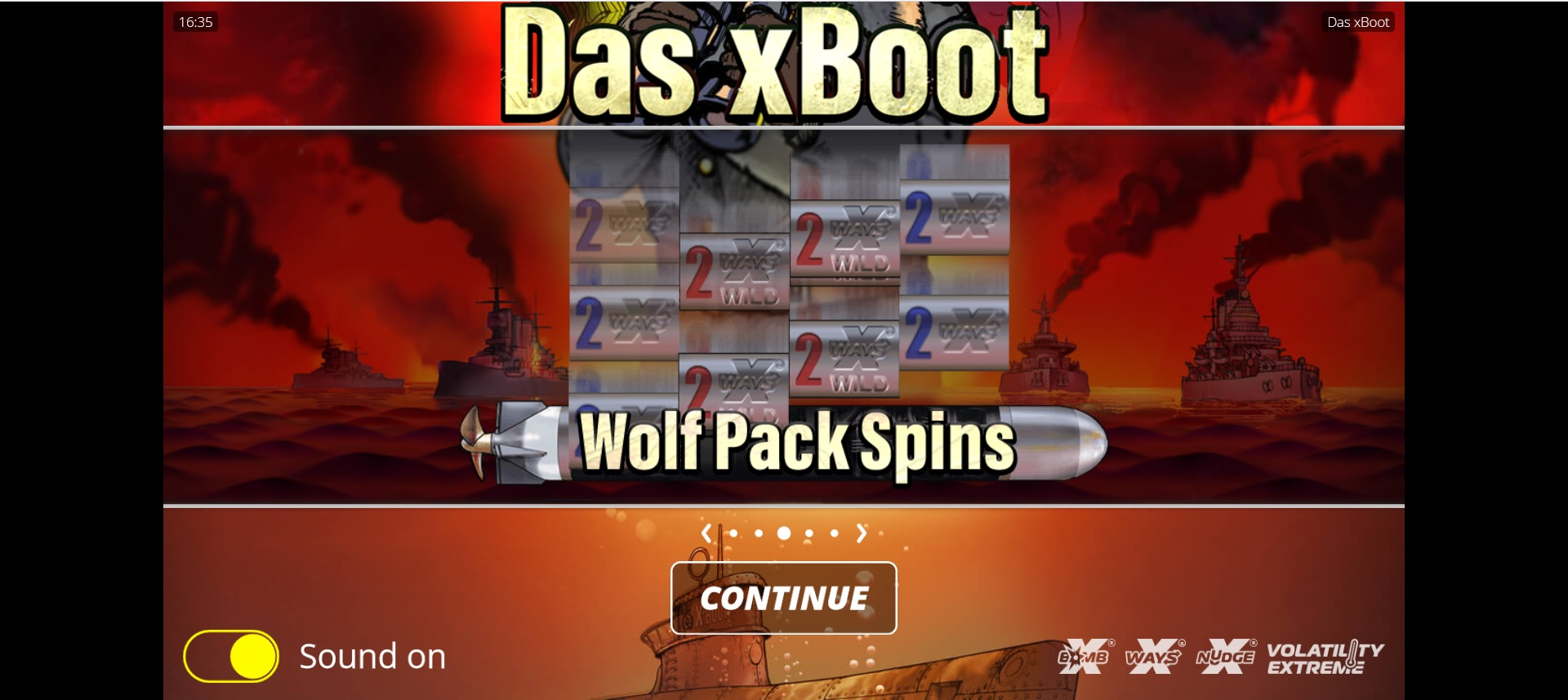 How to win big in Das xBoot – Wolf Pack Spins