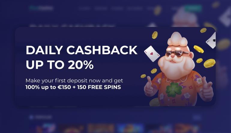 Pino Casino Welcome offer