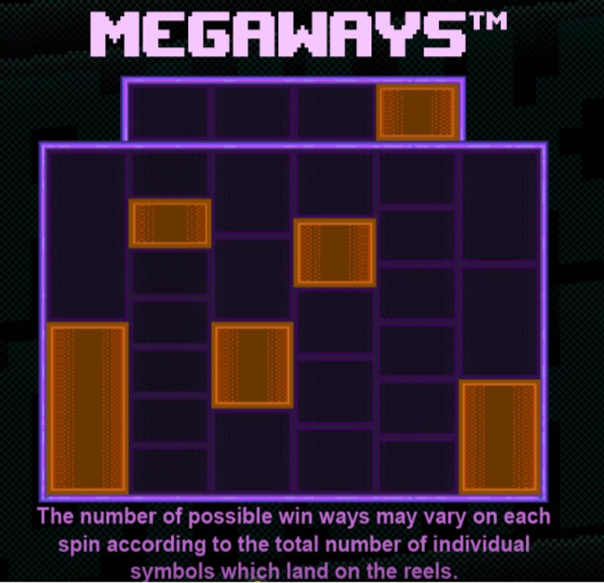 NFT Megaways win mechanics