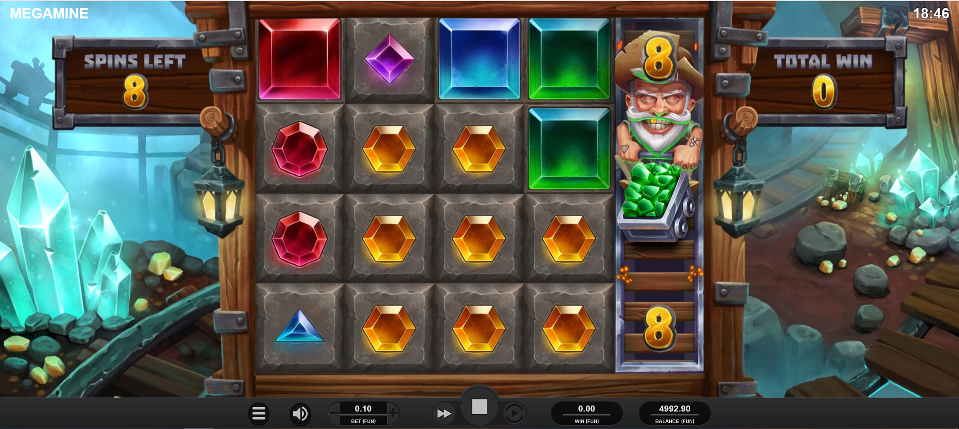How to win big in Mega Mine Nudging Ways – Nudging Mystery Stacks