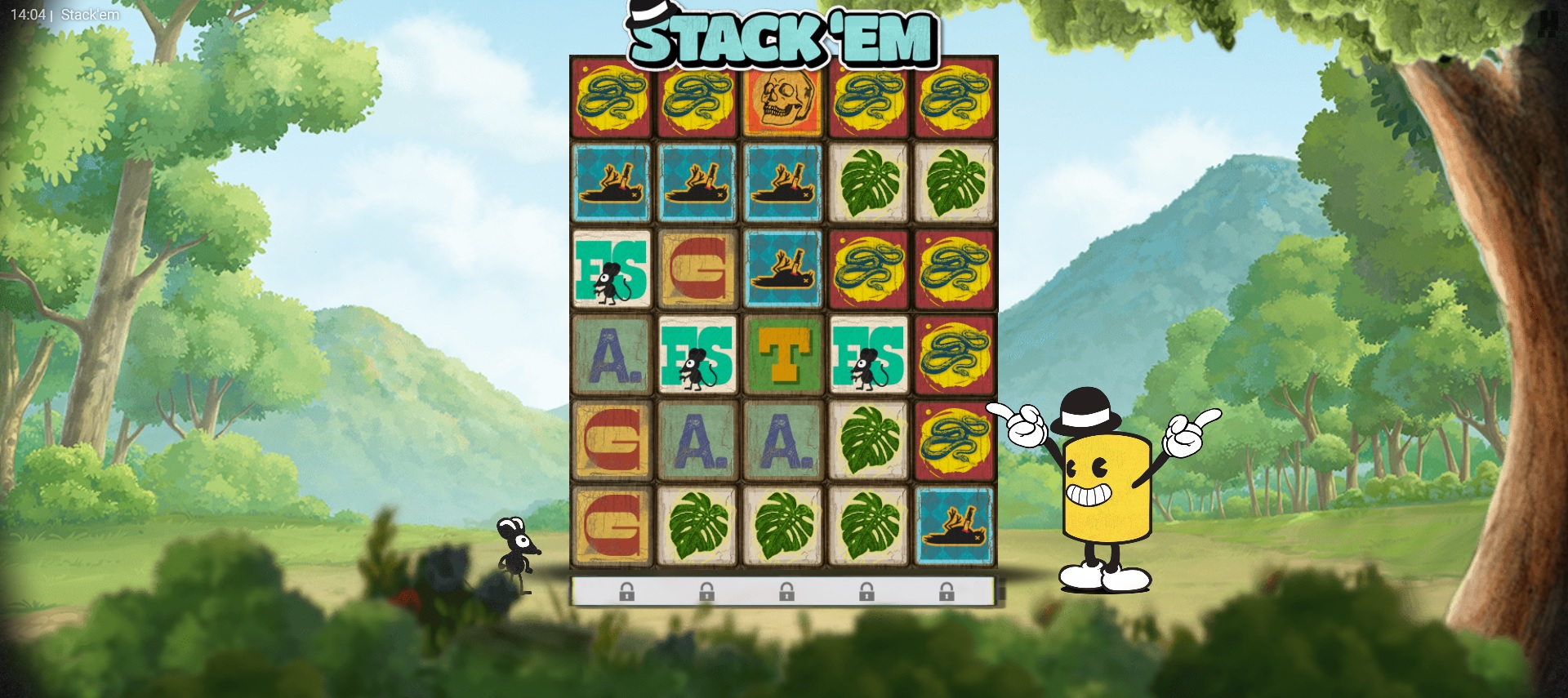 How to win big in Stack 'em – Free Spins feature