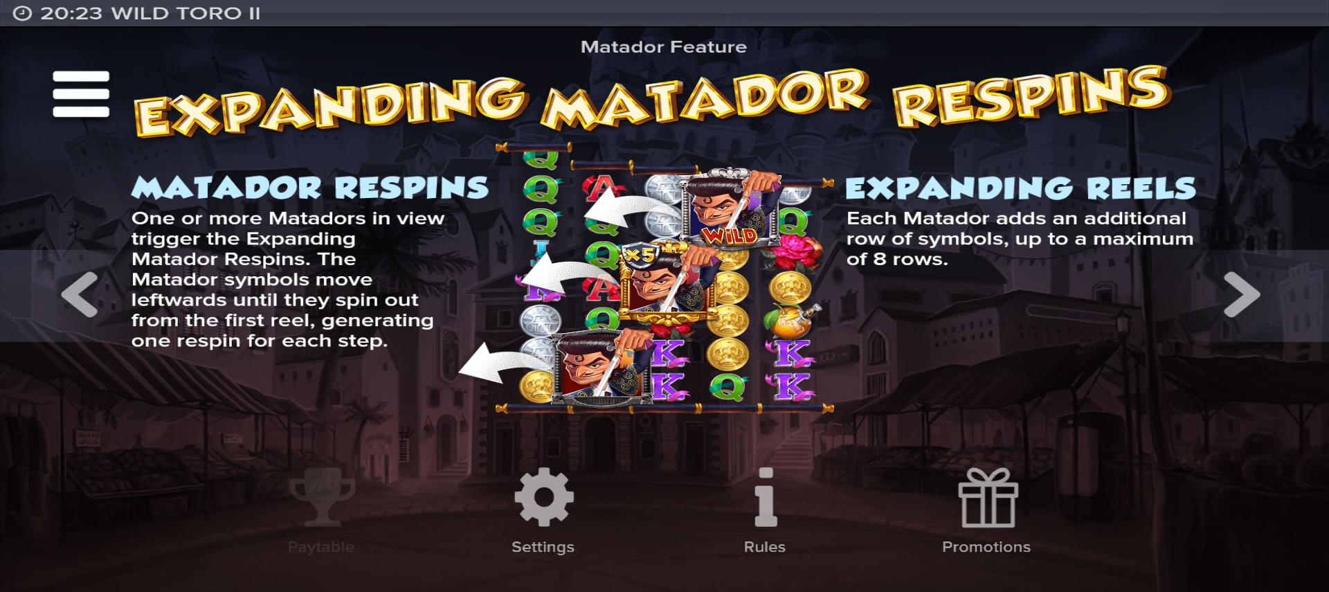 How to win big in Wild Toro 2 – Expanding Reels