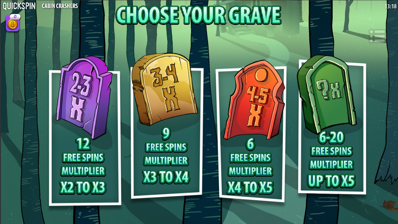 Grave Picker on Cabin Crashers