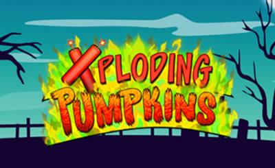 Xploding Pumpkins logo