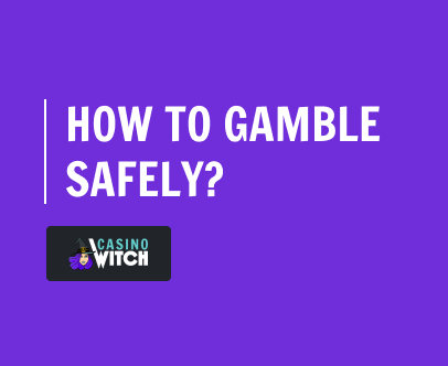 How to Gamble Safely? Image