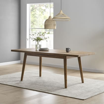 Seb Extendable Dining Table Castlery, Dining Room Sets With Extendable Tables