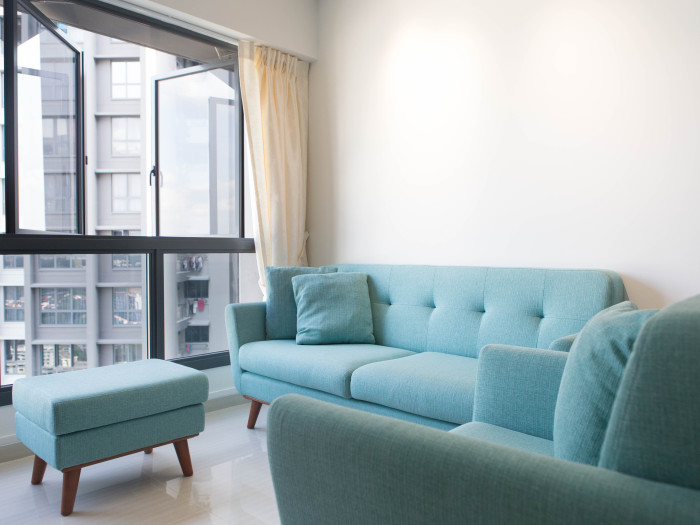 New Tiffany Blue Sofa Singapore | Catosfera.net EF52