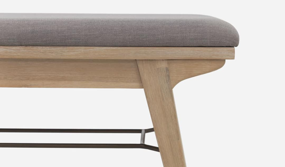 Stupendous Miles Entryway Bench Gmtry Best Dining Table And Chair Ideas Images Gmtryco
