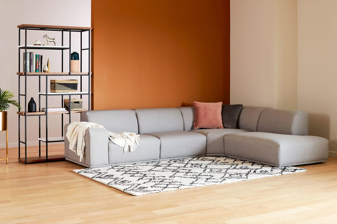 Todd Sectional Chaise Sofa