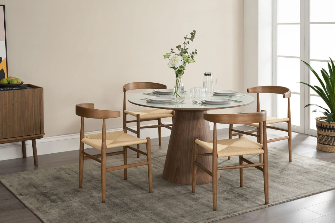 Theo Round Dining Table Castlery United States