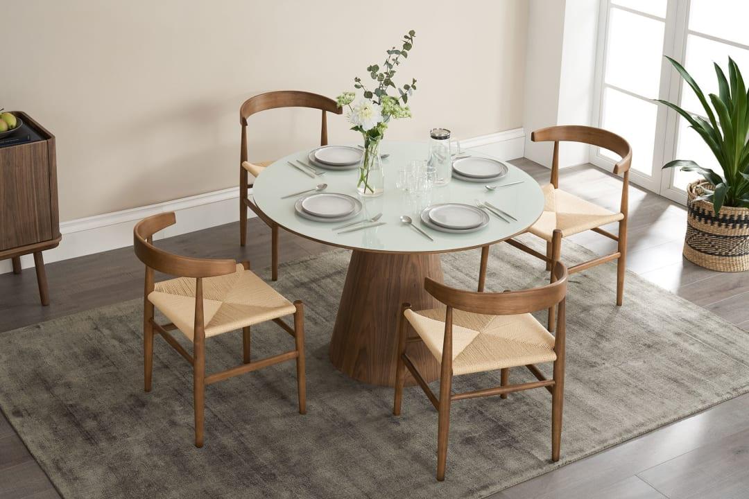 Theo Round Dining Table Castlery Australia