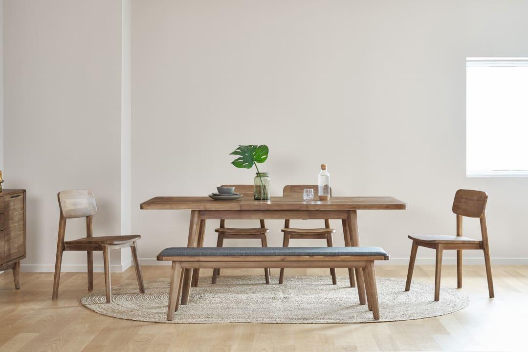 Seb Extendable Dining Table Castlery Australia