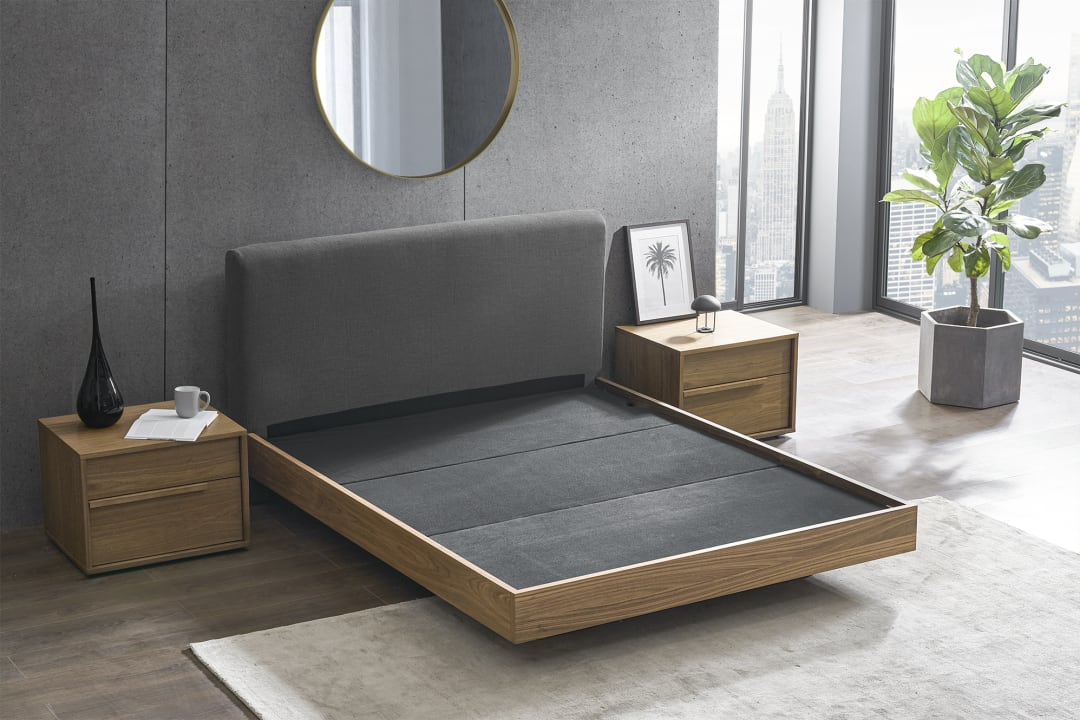 Joseph Bed D2 with mirror