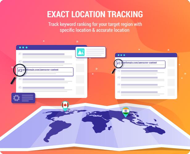 Keyword SEO Rank Tracker - WordPress SERP Rank Tracker - 2