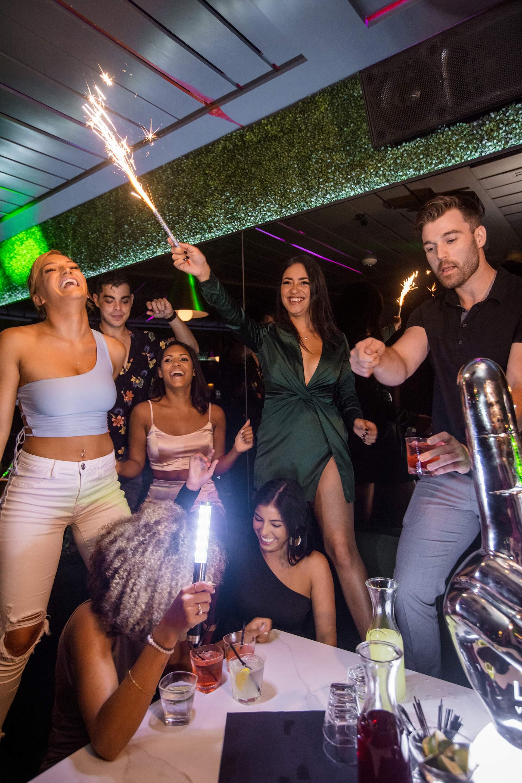 Cavo Nightclub People Dancing
