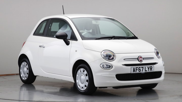 2017 Used Fiat 500 1.2L Pop 8V