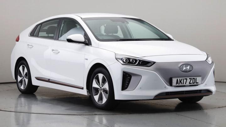 2017 Used Hyundai Ioniq Premium SE