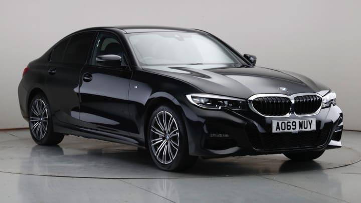 2019 Used BMW 3 Series 2L M Sport 330e
