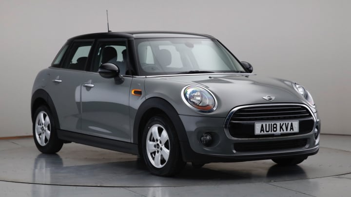 2018 Used Mini Hatch 1.5L Cooper D