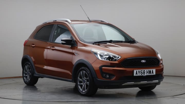 2019 Used Ford Ka+ 1.2L Active Ti-VCT